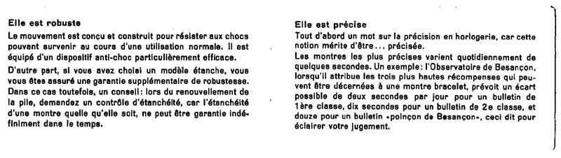 La notice de la Lip électronique... Lipnot3